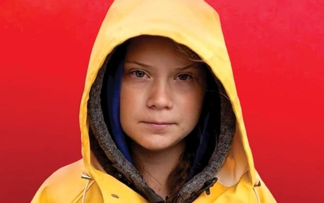 Greta Thunberg Credit for An…