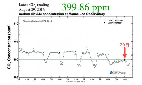 Mauna Loa CO2 Level 20160829.png