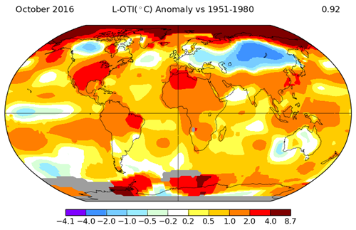 NASA GISS Global Temp Anomaly Map 2016-10 Robinson.png